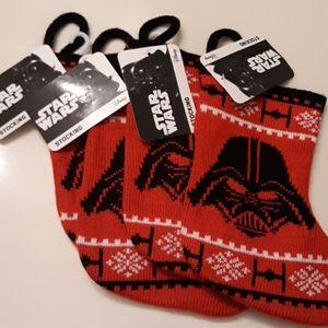 Star Wars mini Christmas Stockings